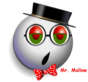 Mr. Mallow - NMRI Logo